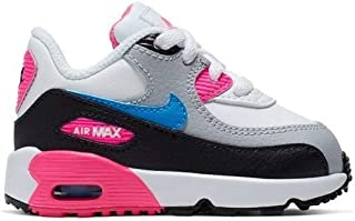 Air Max 90 Leather TD White/Pink 833379-107