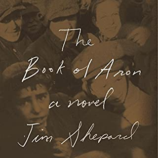 The Book of Aron audiobook cover art