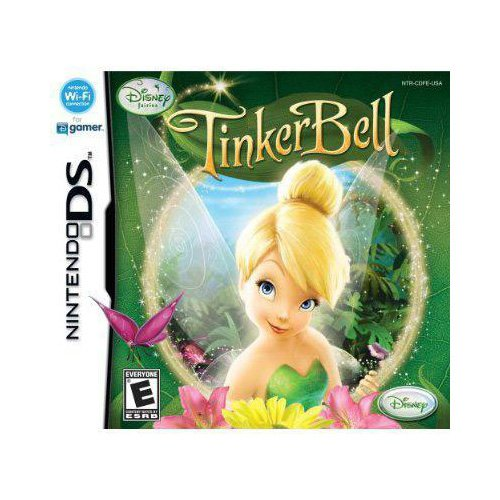 New Disney Interactive Fairies: Tinkerbell Ds Popular Excellent Performance High Quality