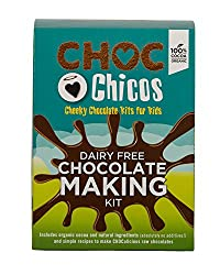 Raw Chocolate Making for Kids Make chocolates simply and quickly and leave them chilling to surprise friends (or just eat them yourself). Great family fun and so much healthier than regualr chocolate! Follow our simple CHOCalicious raw chocolate reci...