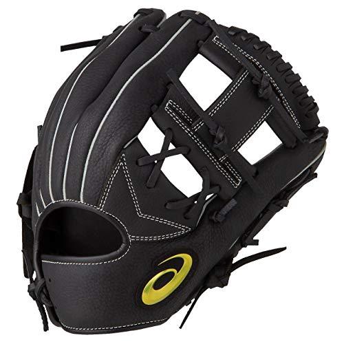 asics(アシックス) 野球 軟式用 グローブト ネオリバイブ オールポジション用 右投げ用(LH) サイズ8 3121A451 3121A451 ブラック LH