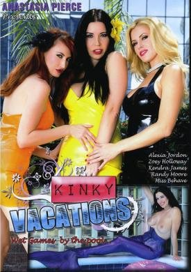 Kinky Vacations -DVD
