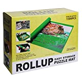 Roll Up Puzzle Mat - Holds up to 1500 Pieces - Puzzle not