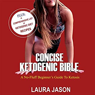 Concise Ketogenic Bible cover art