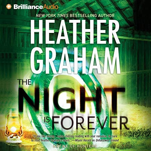The Night Is Forever Audiobook By Heather Graham cover art