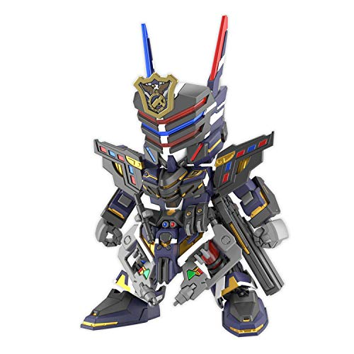 SDW HEROES サージェントヴェルデバスターガンダム 色分け済みプラモデル
