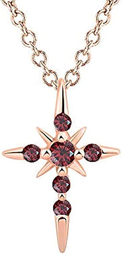 Ritika Jewel 0.40 Ct Max Popularity 81% OFF Created Round Cut Gemstone S 925 Red Garnet