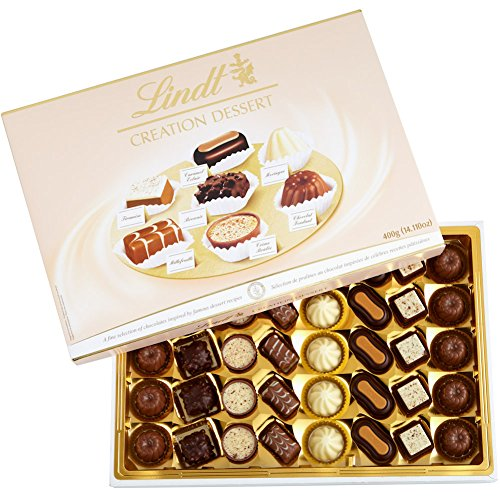 Lindt Creation Dessert Box Asst 400 g