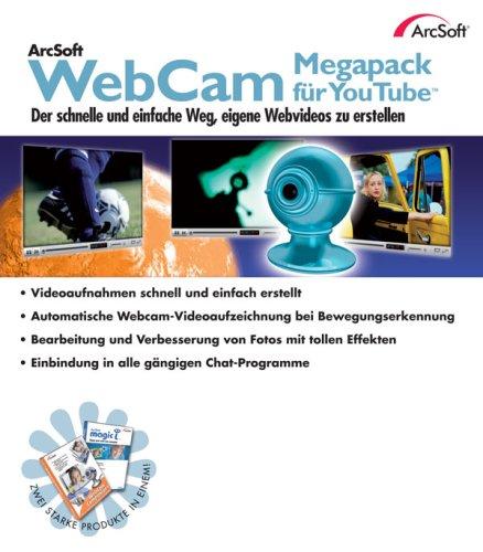 Preisvergleich Produktbild ArcSoft Webcam MegaPack