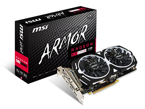 MSI GAMING Radeon RX 470 GDDR5 4GB CrossFire...