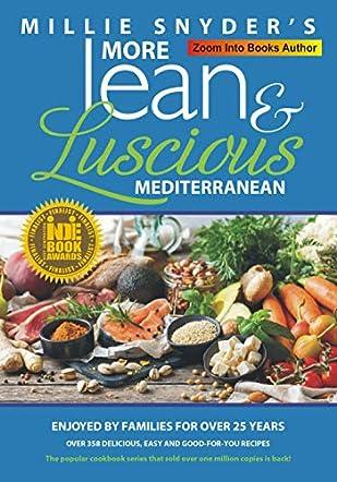 More Lean & Luscious Mediterranean