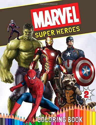 MARVEL KIDS T-SHIRT-MARVEL COMICS Eroe Head-Licenza Ufficiale Marvel Tee