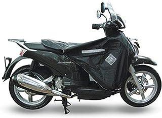 R019X NEW TERMOSCUD COPRIGAMBE COPERTA TERMICA TUCANO URBANO PER APRILIA SCARABEO 250 2004 SPECIFICO IMPERMEABILE FELPATO