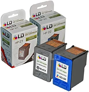 LD Products Remanufactured Ink Cartridge Replacement for HP C9531AN ( 2-Pack )