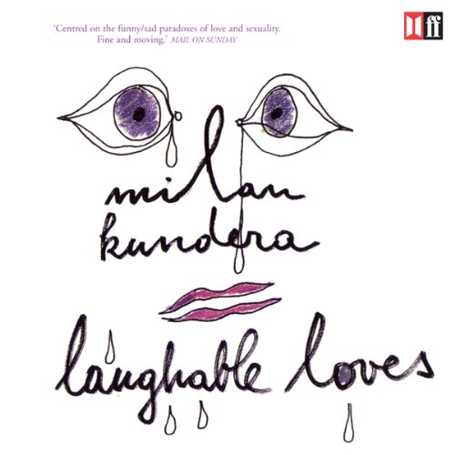 Laughable Loves audiobook cover art