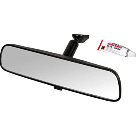 6428257 Specchietto retrovisore per auto nero in ABS Specchio interno per auto