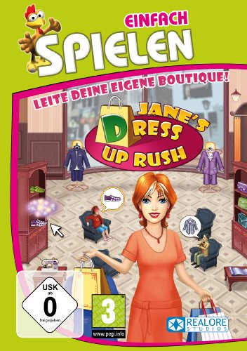 Janes Dress Up Rush