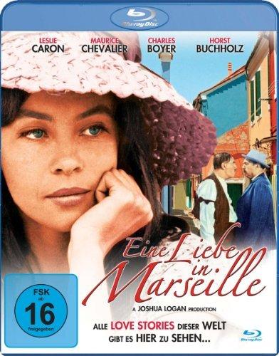 Eine Liebe in Marseille / Fanny (1961) ( ) (Blu-Ray)