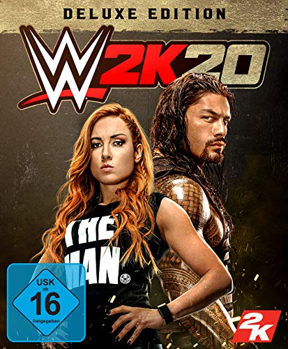 WWE 2K20 Deluxe Edition| PC Code - Steam