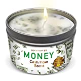 MAGNIFICENT 101 Money Aromatherapy Candle for...