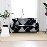 Fodere copridivano 4 posti Copridivano per divano Elastica Regolabile Stampa Impermeabile ...