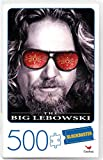 The Big Lebowski Movie 500-Piece Puzzle in Plastic Retro Blockbuster VHS Video Case