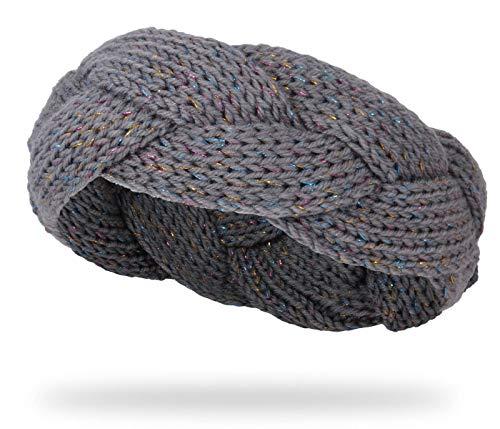 Winter Hoofdband Verschillende Kleuren Gebreide Elastische Hoofd Wrap Twisted Stretchy Herfst Haarband Een Maat voor Volwassenen en Tieners Vintage Haar Sjaal Accessoire voor Vrouwen