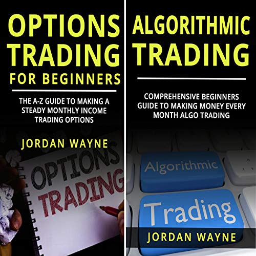 Options Trading Strategies: 2 Books in 1 cover art