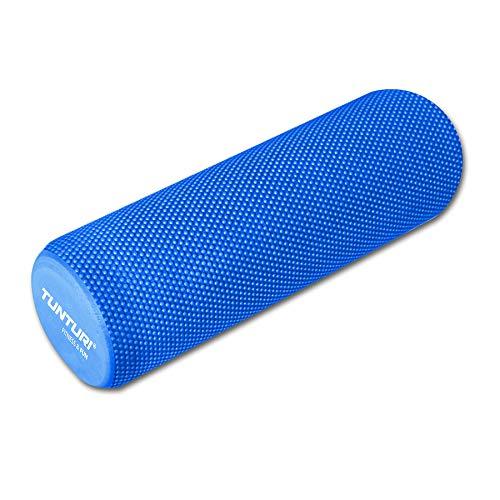 Tunturi Yoga Massage Roller 40 cm, blau
