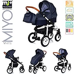 Miyo Kombikinderwagen 3in1 von My Junior+