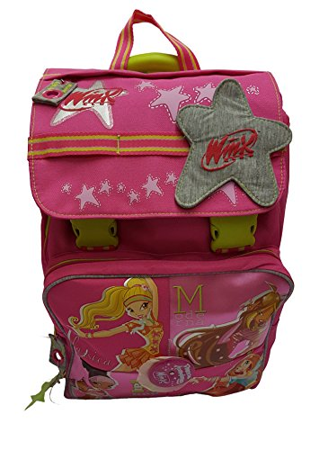 online retailer limited guantity 100% top quality ZAINO WINX TROLLEY CON ROTELLE – TravelKit
