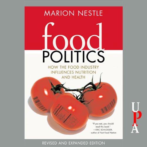 Food Politics audiobook cover art