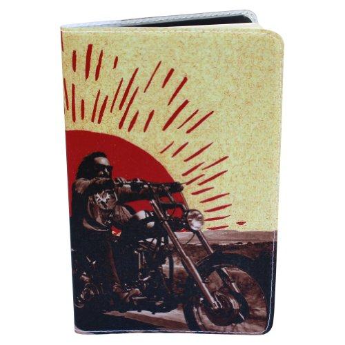 Road Trip Motorfiets Overdekte Moleskine Cahier Pocket Notebook