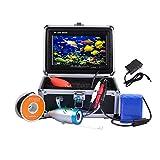 Docooler Nachtsicht Fisch Sucher/Unterwasserfischerei Kamera, 7'TFT LCD Farben Monitor/800TVL...
