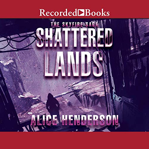 Shattered Lands  By  cover art