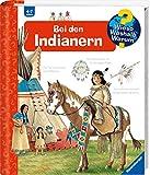 Bei den Indianern (Wieso? Weshalb? Warum?, Band 18) - Angela Weinhold