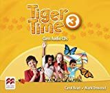 Tiger Time 3 / 3 Class Audio-CDs