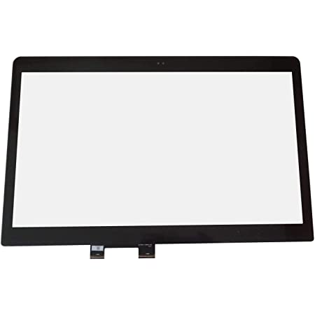 inoneworld Gold Cable 17.3 Touch Screen Replacement Panel Digitizer Front Screen Glass for HP Envy M7-U009DX NO LCD,NO Bezel