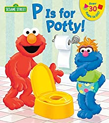P is for Potty -book for potty training