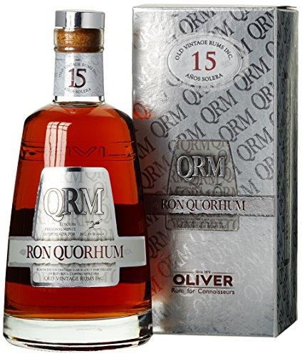 Quorhum 15 Jahre Rum (1 x 0.7 l)