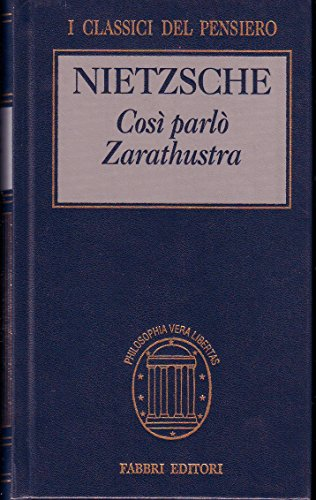 Cosi' parlo' Zarathustra