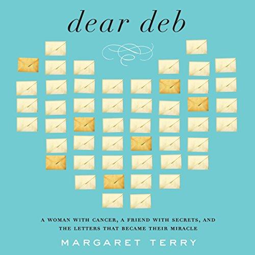 Dear Deb audiobook cover art