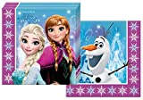 Ciao Procos 86757 – Serviettes Papier Disney La Reine des neiges Northern Lights...