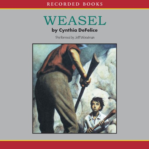 Weasel audiobook cover art