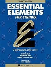 Essential Elements for Strings - Book 2 (Original Series): Viola by Robert Gillespie (1995-06-01)