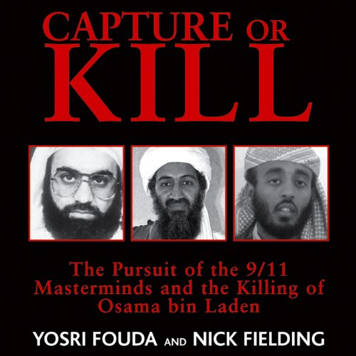 Capture or Kill audiobook cover art