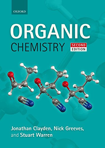 Compare Textbook Prices for Organic Chemistry 2 Edition ISBN 8601416721125 by Clayden, Jonathan,Greeves, Nick,Warren, Stuart