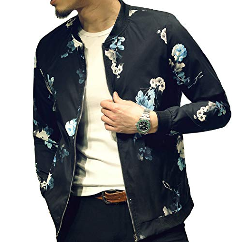 Bomber Jacket Men Pattern