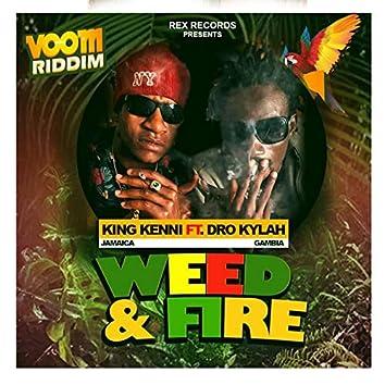 Weed & Fire (feat. Dro Kylah)