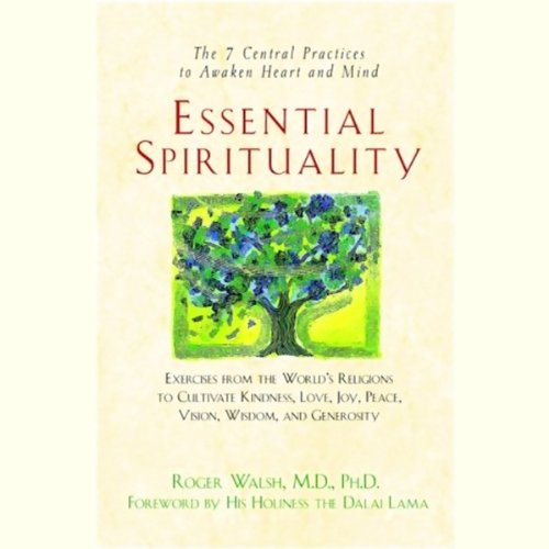 Essential Spirituality audiobook cover art